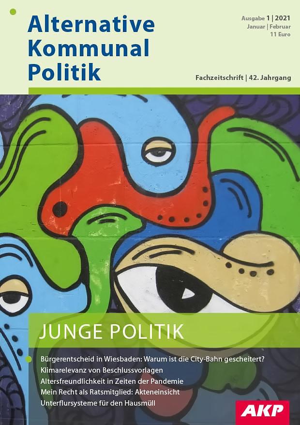 AKP 1/2021: Junge Politik