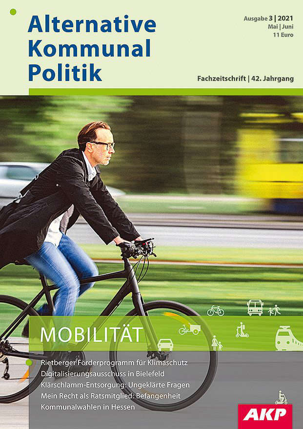 AKP 3/2021: Mobilität