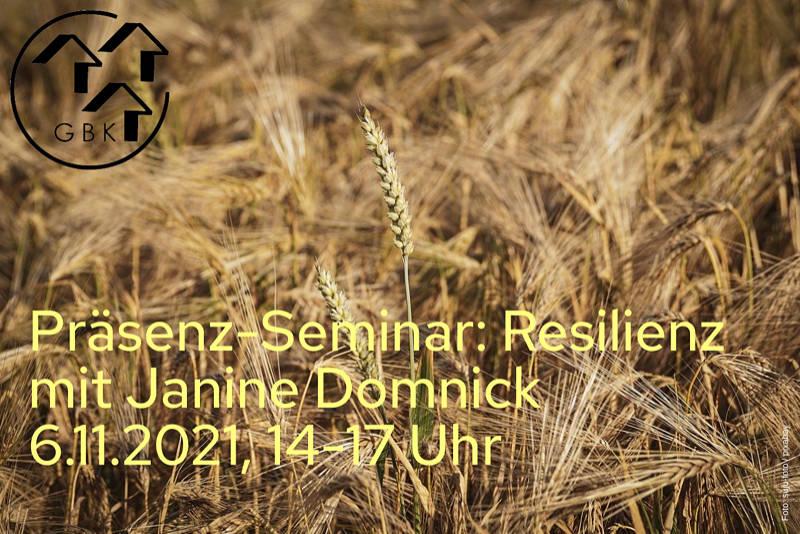 Präsenz-Seminar: Relienz